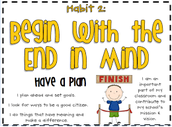 Habit of the Month: Begin with the End in Mind