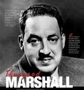 Thurgood Marshall bio