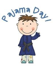 Pajama Day and DEAR Time