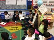 Ms. Gomez' Kinder Class