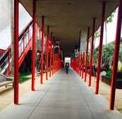 Red Poles