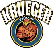 Krueger Middle School Library
