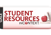Gale Student Resources in Context
