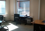 Corner office with views! Bellevue Place location! Under $6,000.00
