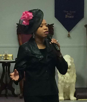 Prophetess Lyntresa, explaining why Kingdom Faith is important.