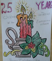 School celebration of the 25 years children's rights