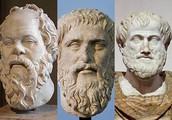 Athens philosophers