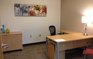 Private 1 Person Offices to Team Spaces for 20