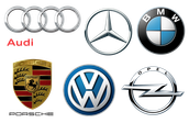 Germany's largest export is cars.