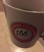 My PMC coffee mug is ALWAYS filled with PMC coffee!