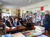 В детской библиотеке прошла библиотечная акция «2015 секунд читаем Твардовского»