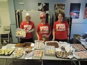 Raising money for ActionAid