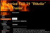 Student-Made Othello Websites
