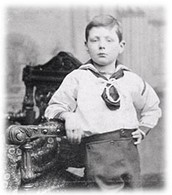 Winston as a Kid
