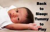 Ways to prevent/reduce risk of SIDS?