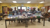 NHS helps the homeless at the Downtown Rescue Mission