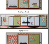 Pull out photo mats for layout #1