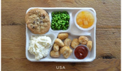 USA's School Lunches
