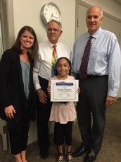 Value of the Month Student ~ September