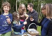 Mushroom gathering still a family event in Poland