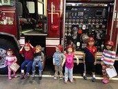Fire House Tour