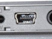 Mini-USB Typ-B Buchse
