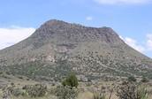 Paisano Volcano