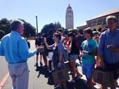 Stanford Tour
