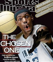 Sports Illustrated issue February 18, 2002