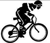 Me gusta montar en bicicleta