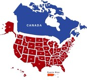 The United States and Canada's Relations