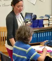 Ms. Harris-6th Grade Co-Teacher