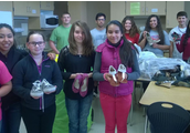 FCCLA Collects Shoes