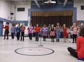 Third Grade Holiday Concert