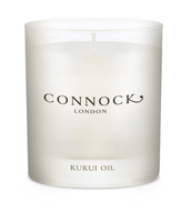 Kukui oil scented candle