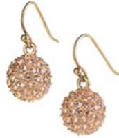 Soiree Earrings -- Gold