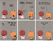 april Fools (my favorite!)