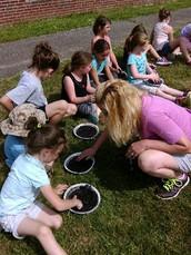 Garden Club Week #5