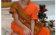 A Buddhist Monk