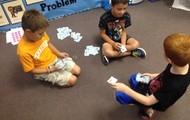 Playing a Math Game