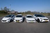 Minder leaseautos en meer leasefietsen