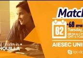 Entrevistate con AIESEC Uninorte y que tu impacto comience!
