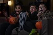 horror film kijken