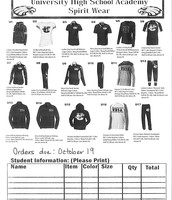 Get Your Spirit Wear