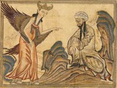 Jibril Meets Muhammad