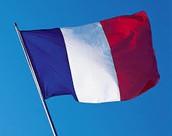 Frances' National Flag