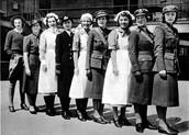 Women in WW2