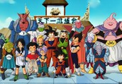 1. Dragon Ball Z