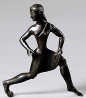 Spartan women.