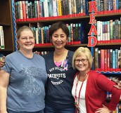 Your School Library Staff